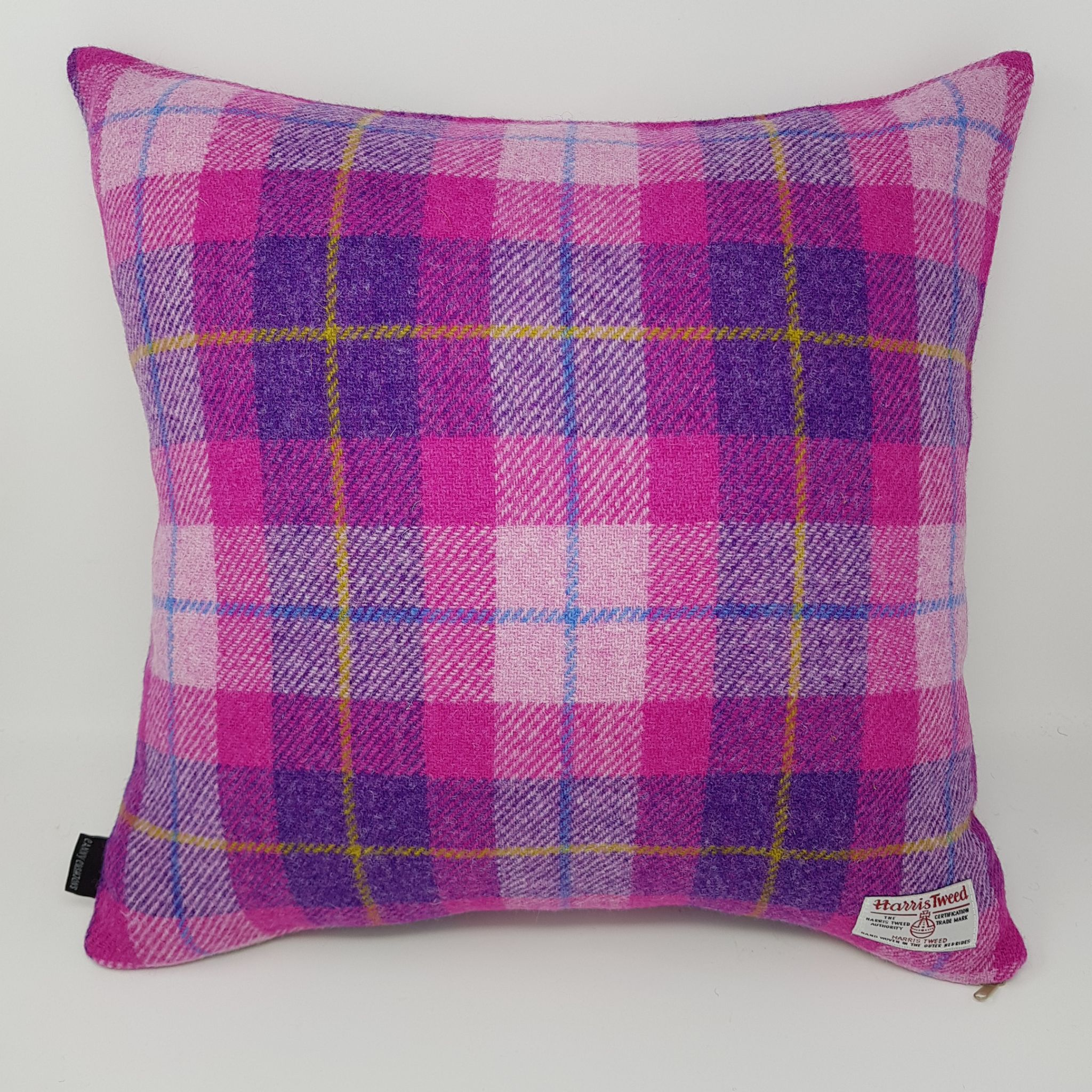 Cushion Covers made in Pink Gingham Check various sizes available